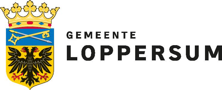 logo gemeente Loppersum