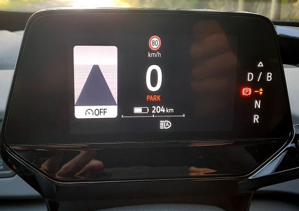 ID display