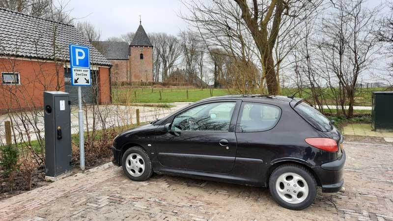 Laadpaal Huizinge